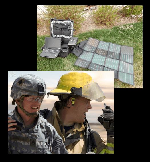Civilian Military Custom COMM Kits