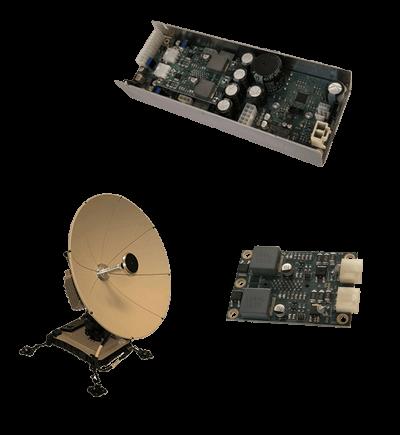 Custom Man-portable Communication power supply