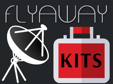 MFK Modular FlyAway Kit COMM