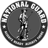 Seal of United States National Guard FlyAwayKits